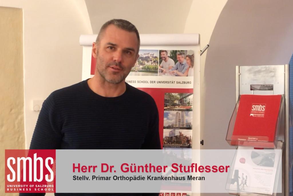 Dr. Günther Stuflesser zur Civid-Krise