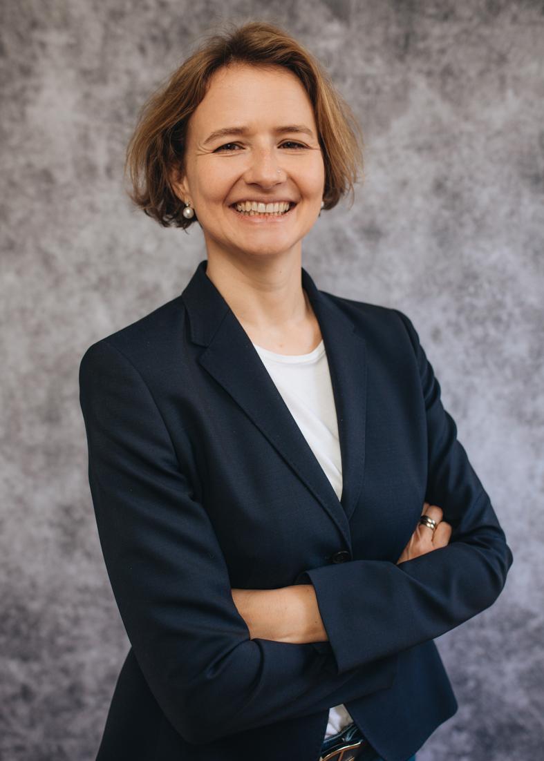 Geschäftsführerin Stephanie Lichtenberg